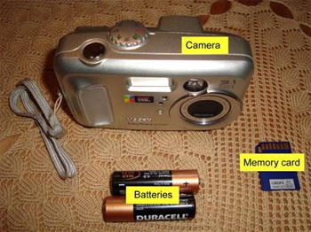 how to build an infrared camera