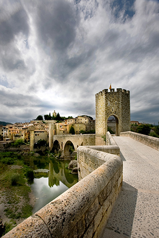 """Besalu Catalonia"" captured by David Hobcote. (Click image to see more from David Hobcote.)"