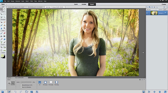 composite image photos shooting editing photoshop