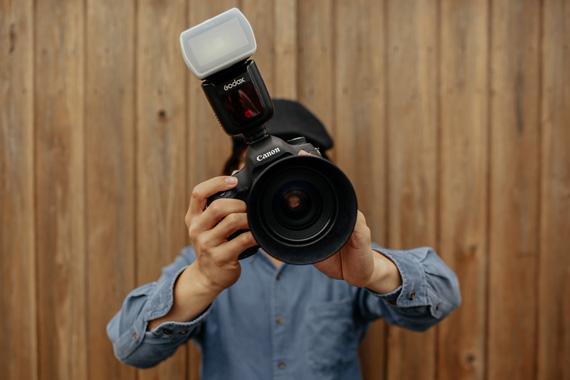 camera flash